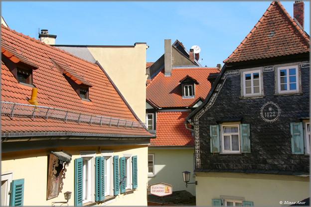 童話の屋根