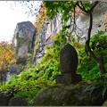 写真: 山寺に