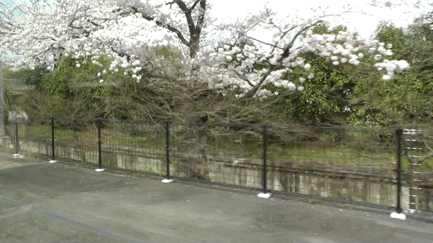 阪急嵐山線の車窓24