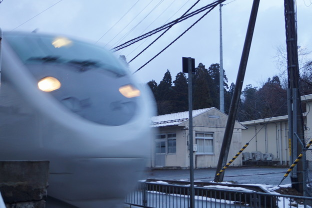 Photos: 近江塩津駅の写真0032