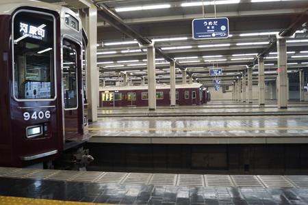 阪急梅田駅の写真0027