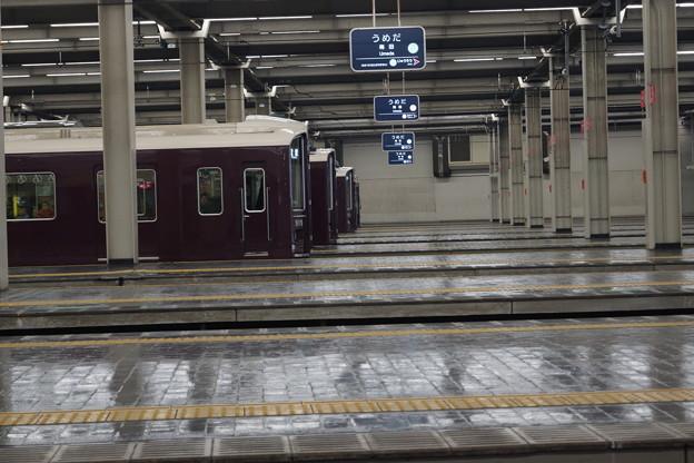 阪急梅田駅の写真0028