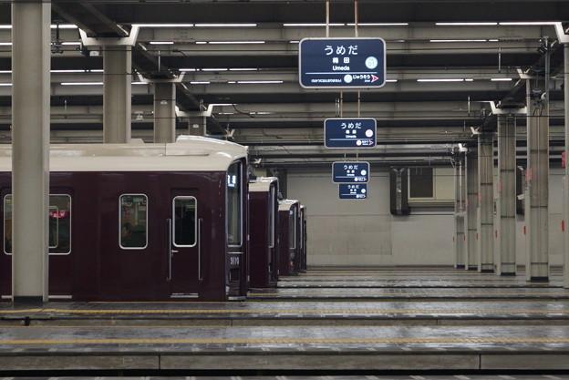 阪急梅田駅の写真0029
