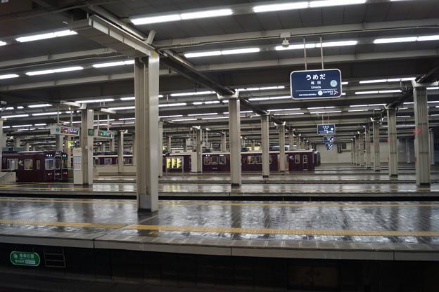 阪急梅田駅の写真0033