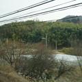写真: 青の交響曲の車窓0014