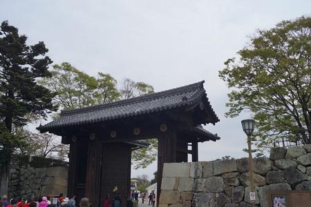 姫路城の写真0140