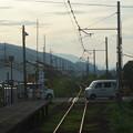 写真: 小浜線の車窓0159