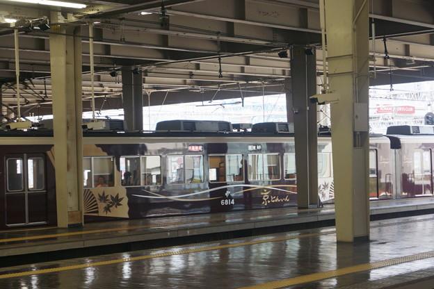 阪急梅田駅の写真0056