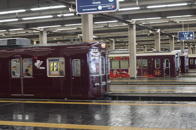 阪急梅田駅の写真0060