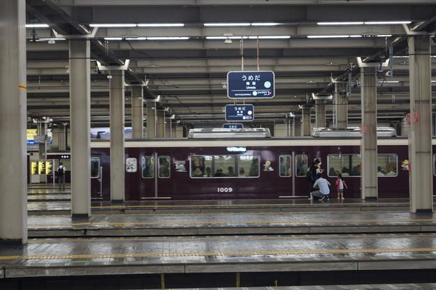 阪急梅田駅の写真0063