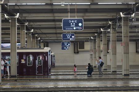 阪急梅田駅の写真0066