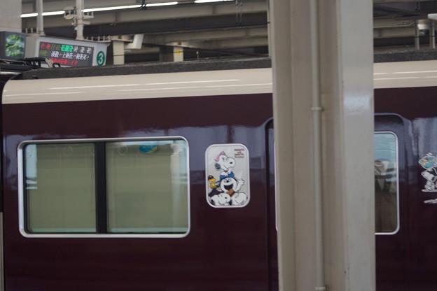 阪急梅田駅の写真0068