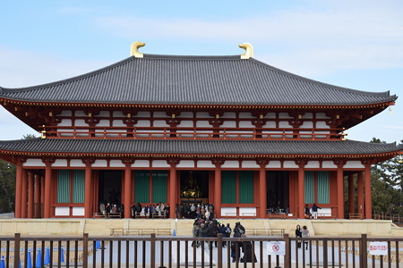 冬の奈良市内の写真0055