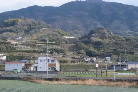 和歌山線の車窓0004