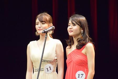ミスワールドジャパン京都大会2019(歌唱部門の審査)0022