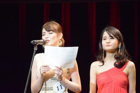 ミスワールドジャパン京都大会2019(歌唱部門の審査)0036