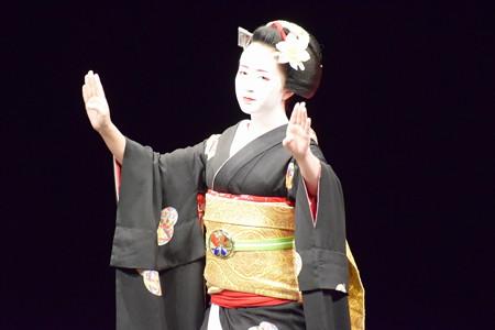 ミスワールドジャパン京都大会2019(伝統芸能「舞」)0001