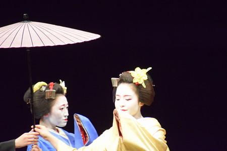 ミスワールドジャパン京都大会2019(伝統芸能「舞」)0012