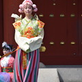 Photos: 天平きものガールズコレクション0206