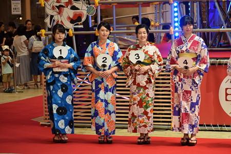 ミスゆかたコンテスト2019大阪予選0021