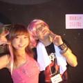 【過去画像】「あいのり」に出てたデビィちゃん、元気かな?w  美神の髪がピンク!w