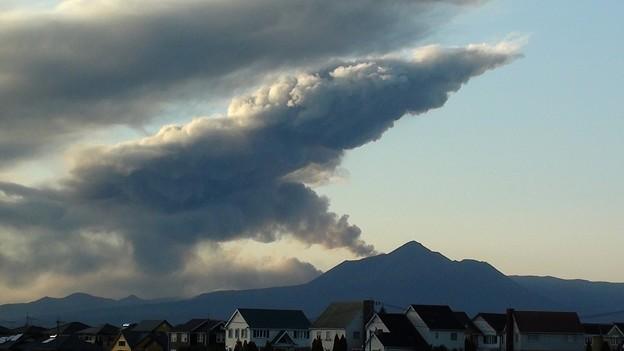 霧島山(新燃岳)の噴火