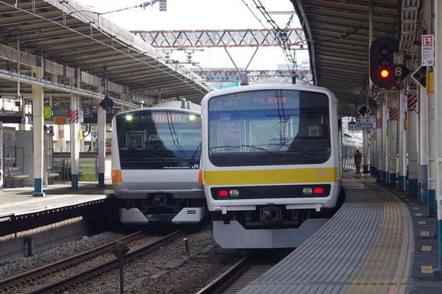 E233系H45編成・209系C511編成 (1)