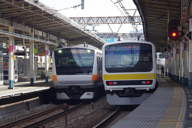 E233系H45編成・209系C511編成 (3)