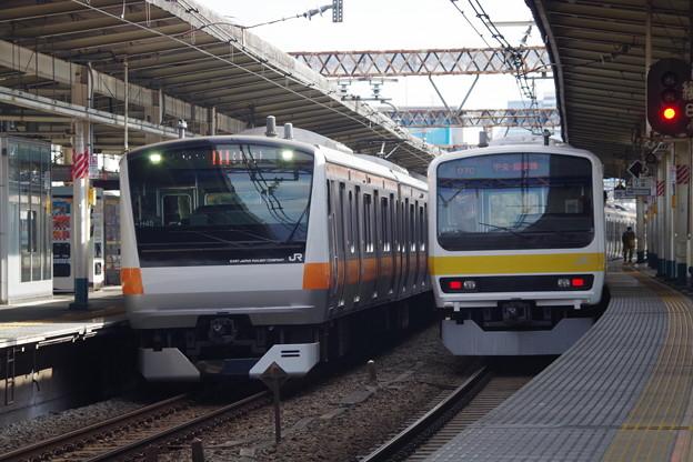 E233系H45編成・209系C511編成 (7)
