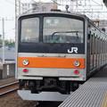 写真: 205系M4編成 (1)