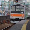写真: 205系M4編成 (6)