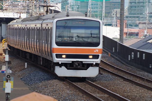 209系M71編成 (1)