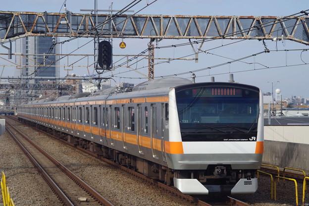 E233系T33編成 (1)