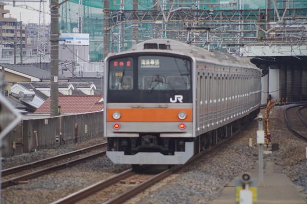 写真: 205系M15編成 (3)