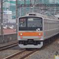 写真: 205系M15編成 (4)