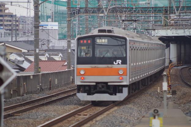 写真: 205系M15編成 (5)