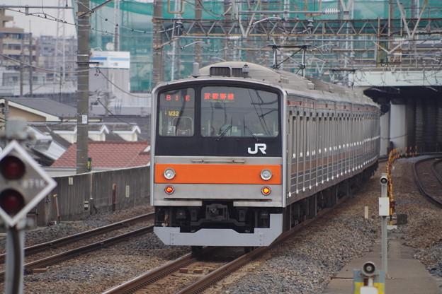 205系M32編成 (6)