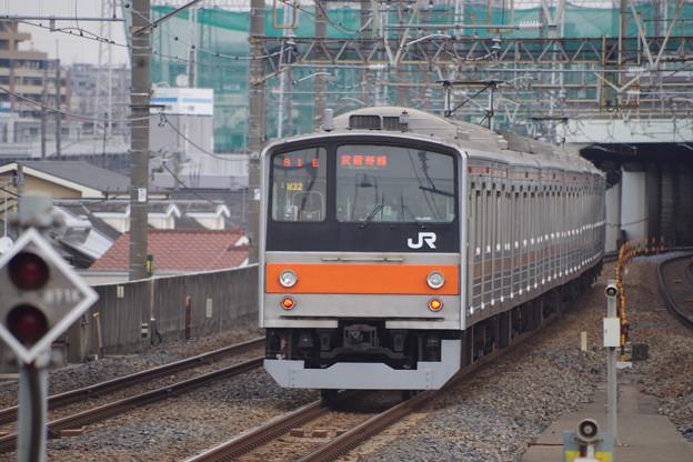 205系M32編成 (7)