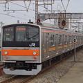 写真: 205系M33編成 (1)
