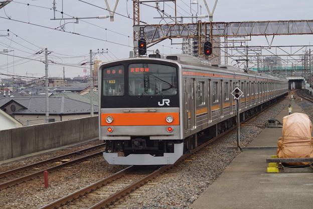 205系M33編成 (3)
