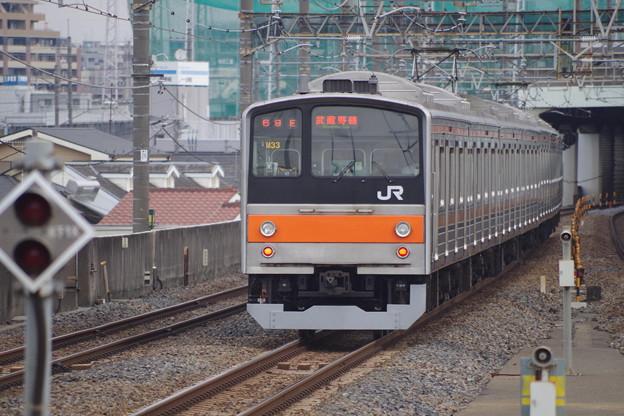 205系M33編成 (6)