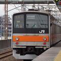 写真: 205系M20編成 (8)