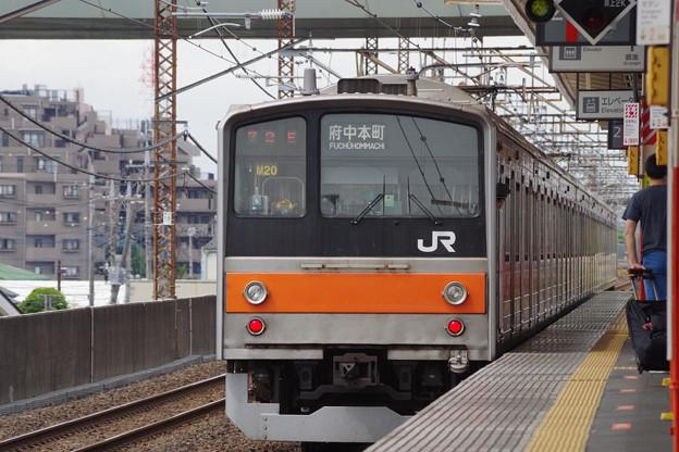 写真: 205系M20編成 (9)