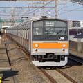 写真: 205系M9編成 (6)