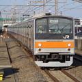写真: 205系M9編成 (7)