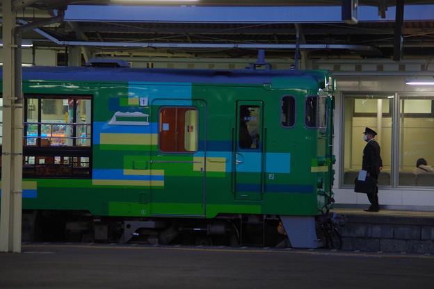 キハ48「びゅうコースター風っこ」 (1)