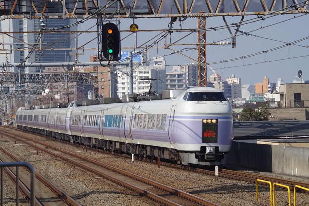 E351系S3編成+S23編成 (7)