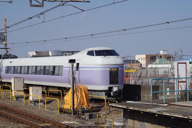 E351系S3編成+S23編成 (10)