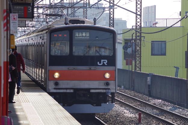 205系M8編成 (1)