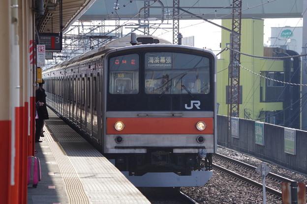 205系M8編成 (2)